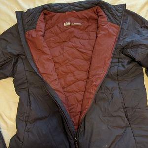Excellent Condition, worn once, REI Down Jacket